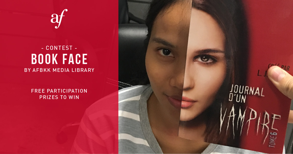 Book Face contest AFBKK