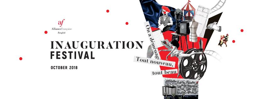 AFBKK inauguration festival