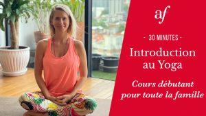 Cours d'introduction au yoga en ligne gratuit à Bangkok